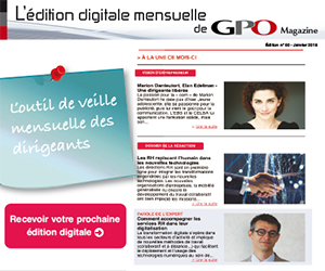 L'édition digitale mensuelle de GPO Magazine