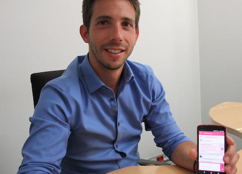 Une application mobile pour simplifier les démarches entre mutuelles et adhérents