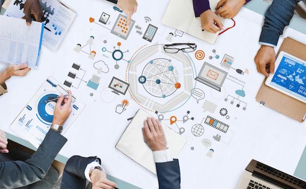 Les technologies de la transformation digitale