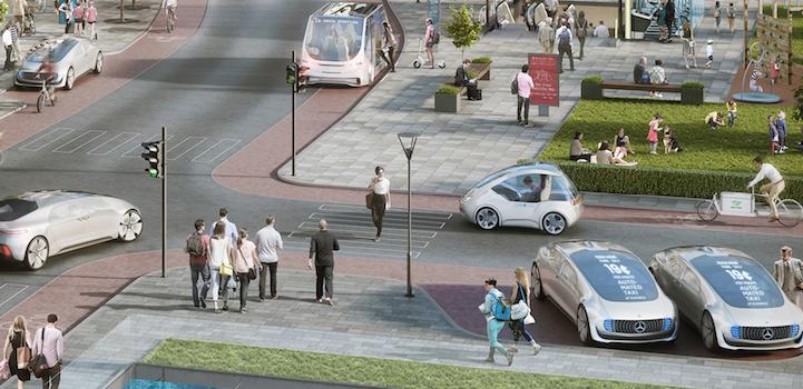 Le Groupe Bosch favorise la mobilité urbaine