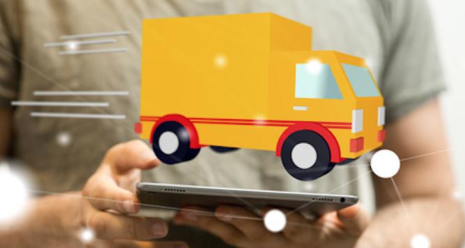 plateformes digitales transport de marchandises