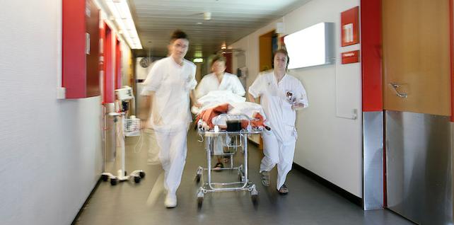 Hôpital Américain de Paris : Ascom déploie une plateforme de communication mobile