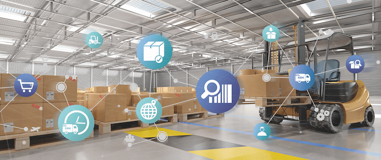 Gestion intelligente de la Supply Chain