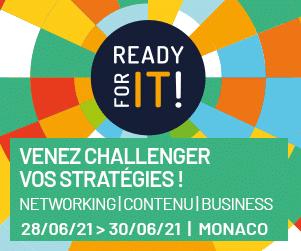 Participer à Ready For IT 2021
