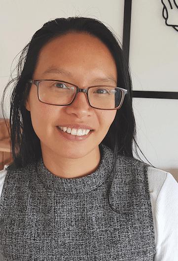 Hoang-Anh Phan, consultante avant-vente chez Jalios